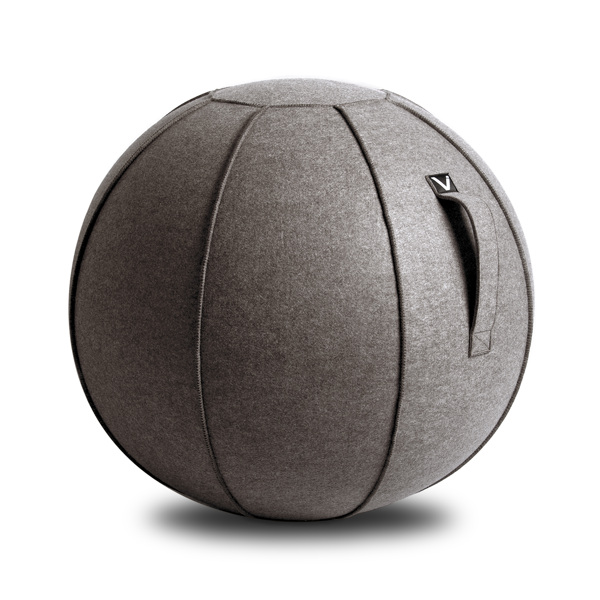 Vivora Luno Clay Sitting Ball Chair or office or home