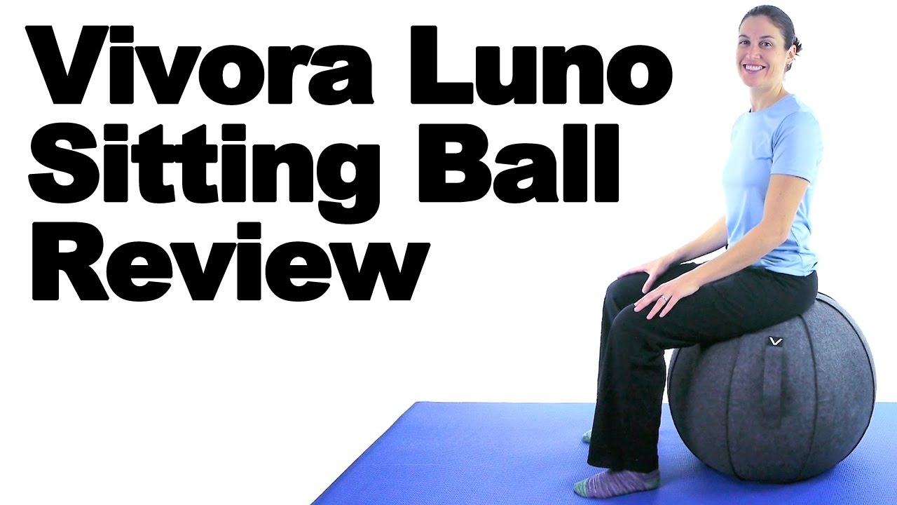 dr jo luno sitting ball